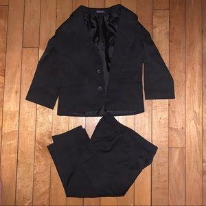 Set jacket and pants formal boy 2t toddler